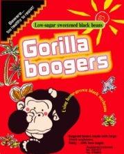 Gorilla Boogers