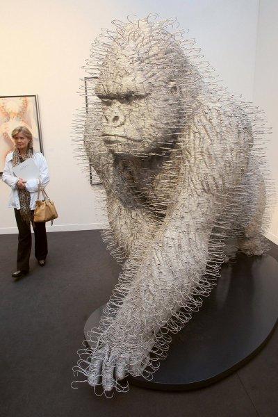 Coat Hanger Gorilla