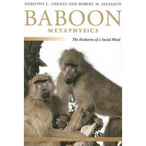 """In 1838 Charles Darwin jotted in a notebook, """"He who understands baboon ..."""